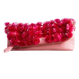 Burberry - The Petal in Leather with Vinyl Flowers
