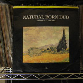 藤原 ヒロシ - natural born dub(12inch)