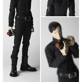 threeA Toys - Darwin Rothchild Funeral Party Edition