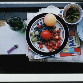 WOLFGANG TILLMANS - Summer still life, 1995