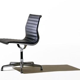 herman miller - Eames Aluminum Group Side Chair