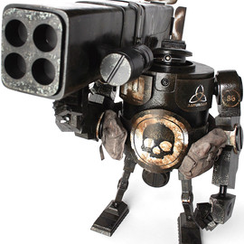 threeA Toys - HEAVY BRAMBLE Nightwatch 1/6