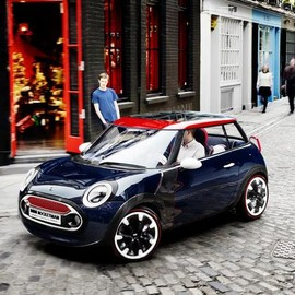 MINI - Rocketman Concept, 2012