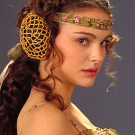StarWars/Padmé Naberrie Amidala - hairstyle & dress