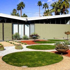 William Krisel - Palm Springs House