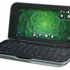 SHARP - IS01 Android Smart Book