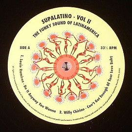 Various - Supalatino Vol II: The Sound Of Funky Latin America (Vinyl,LP)