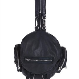 Alexander Wang - MARTI BACKPACK WITH NICKEL HARDWARE