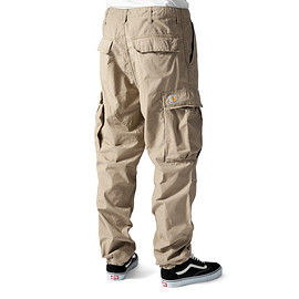 Carhartt WIP - Cargo Pant - Leather (Stone Washed)