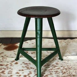 ROWAC - Stool by Robert Wagner