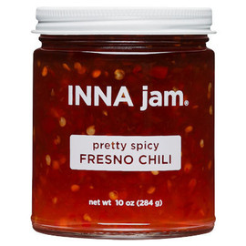 INNA jam - pretty spicy FRESNO CHILI jam