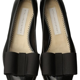 Stella McCartney - Big Ribbon Flat Shoes