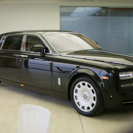Rolls Royce - Phantom Series II, 2012