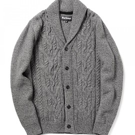 Barbour - Barbour / Isaac SHAWL CARDIGAN