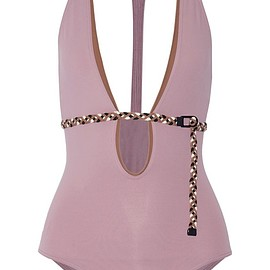Eres - + Véronique Leroy Vassily belted swimsuit
