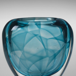 Vicke Lindstrand - Colora Vase for Kosta