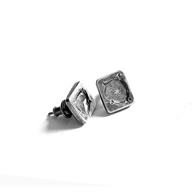 CHIN TEO - OMEGA DIAMOND SLICE EARRINGS