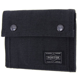 PORTER - SMOKY WALLET 二つ折り財布