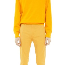 Acne - Roc Satin Dark Mustard