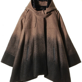 muller of yoshiokubo - hood cape