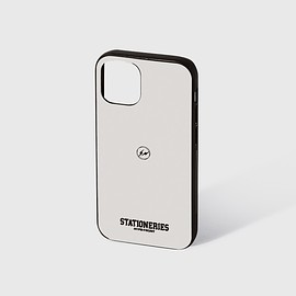 fragment design - Stationeries by Hypebeast x Fragment HYPB/FRGMT iPhone Case 12 Mini Black Men