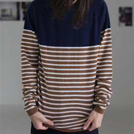 Norse Projects - Borderline Knit
