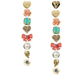 asos - River Island Pretty Earring Nine Pack