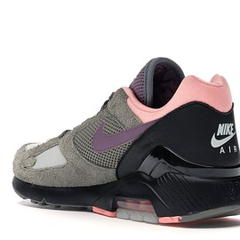 NIKE, size? - Air Max 180 - Grey/Purple/Pink/Black
