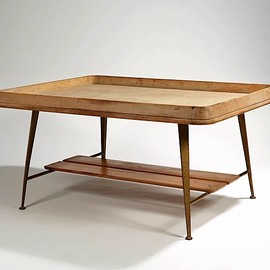 Jean Prouve - Presentation table, ca 1950