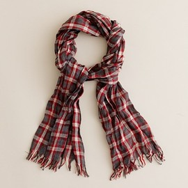 j.crew - Washed wool scarf