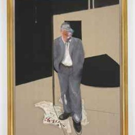 Francis Bacon - Study of a Man Talking
