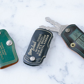 FIFTH GENERAL STORE - Leather key case -124-2