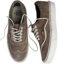 VANS - Era Wingtip CA Walnut/Marshmallow