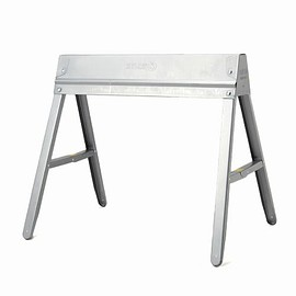 EBCO - METAL FOLDING SAWHORSE