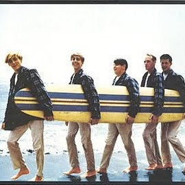 Beach boys - photo (check+chino)