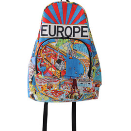 Bohemians - BACK PACK YOKOO MAP