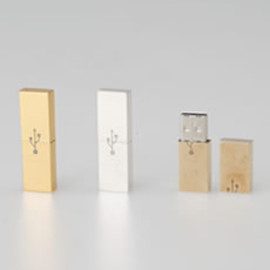 Nousaku - Gold & Silver Memory Sticks