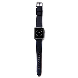 "HEAD PORTER, Apple - ""TANKER-ORIGINAL"" Apple Watch STRAP (38mm) NAVY"