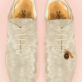 Repetto - karung zizi charms oxford shoes