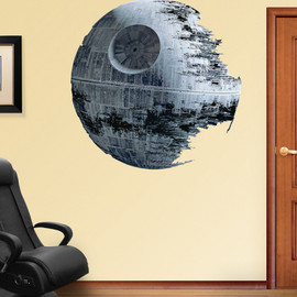 Death Star Wall Sticker