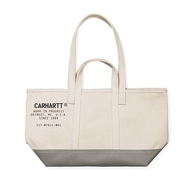 Carhartt WIP, Steel Canvas - TOTE BAG / Small