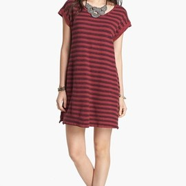 Free People - 'Skate Date' T-Shirt Dress