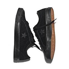 CONVERSE - Cons One Star Pro All Black