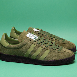 adidas originals - Ardwick Spezial - Green/Black?
