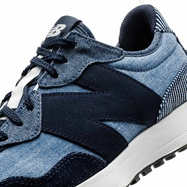New Balance - MS327PA - Indigo