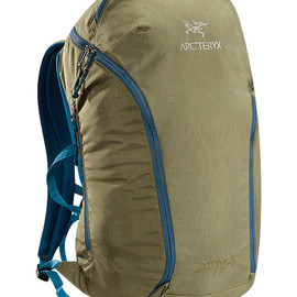 Arc'teryx - Sebring 25 color:Cargo green