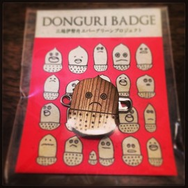 junaida - DONGURI BADGE