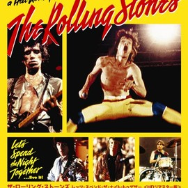 The Rolling Stones - Let's spend The Night Together [Blu-ray]