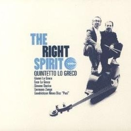 Quintetto Lo Greco - THE RIGHT SPIRIT [Import]