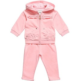 MAYORAL - Baby Girls Pink Jersey Tracksuit